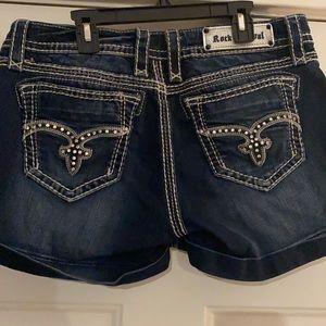 Shorts - rock Revival